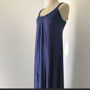 Cynthia Rowley Asymmetrical Maxi Dress, Size S